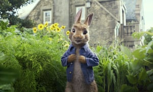 Cinema release postponed ... Peter Rabbit 2. Photograph: Columbia Pictures/Sony via AP