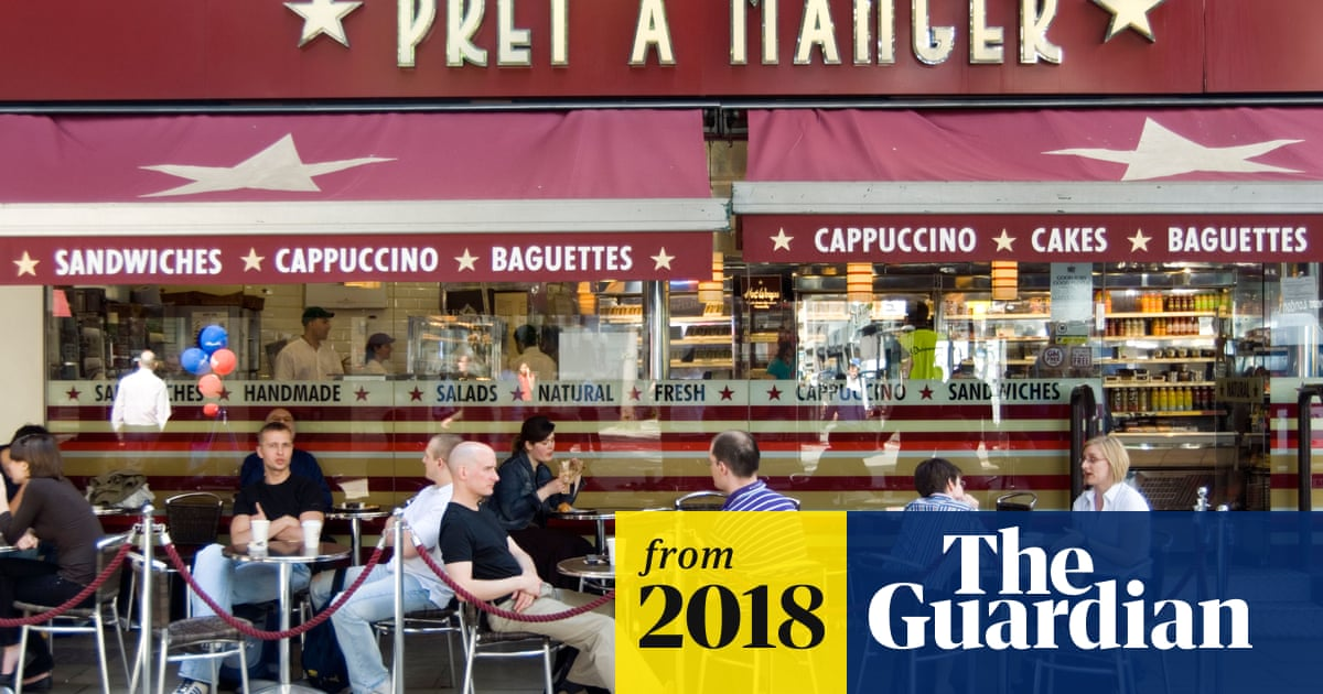 All 12,000 Pret a Manger staff to get £1,000 each as chain