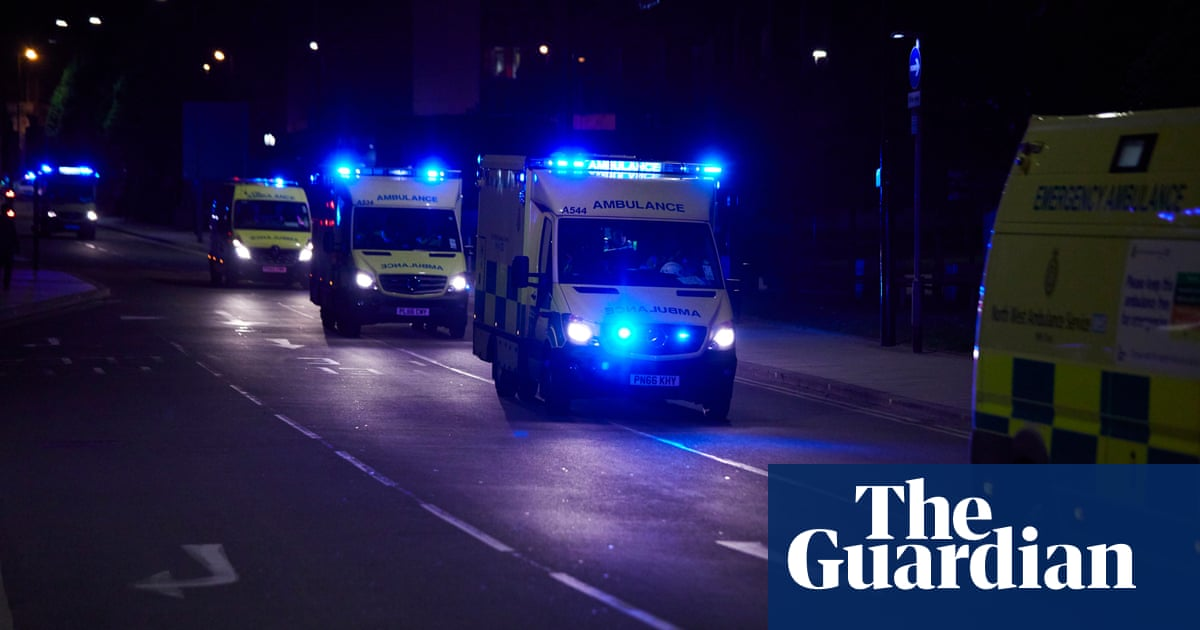 Manchester Arena medic says scale of incident was initially unclear