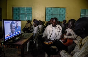 The international criminal court trial of former child soldier turned warlord Dominic Ongwen in Lukodi, Uganda, started on December 6, 2016, and was run live on television