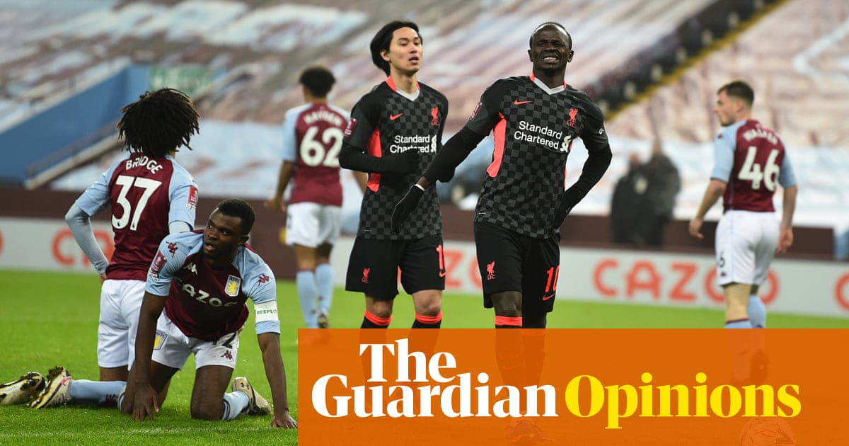 Where did all the fun go? Liverpool must rediscover risk-taking brilliance | Jonathan Liew