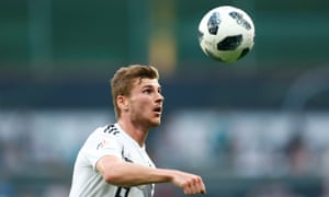 Timo Werner could be one of the stars of this World Cup having impressed on a consistent basis for RB Leipzig