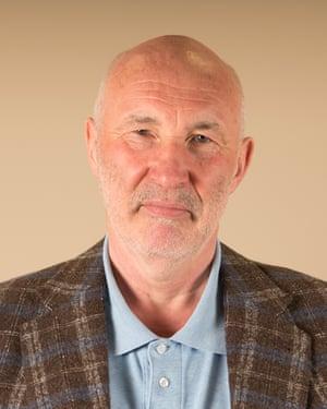 Alexander Graham, Chair of The Scott Trust