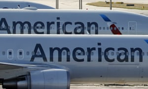 American officials 'expect to avoid cancellations this holiday season', said an airline spokesman.