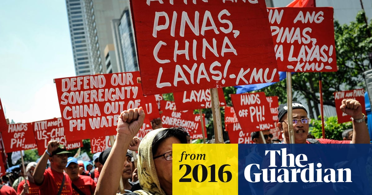 Beijing rejects tribunal's ruling in South China Sea case   World