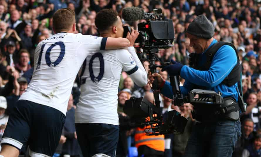 Under government plans some Premier League games will be shown free-to-air.