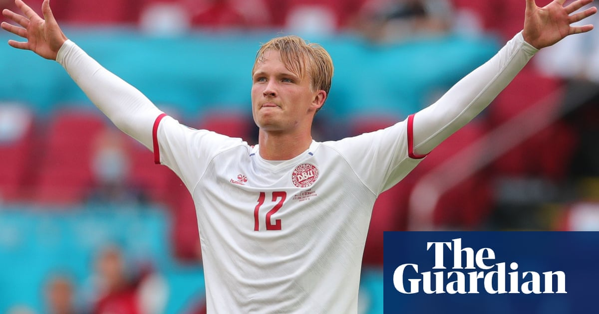 'It is hard to believe this is reality': Denmark and Dolberg in dreamland