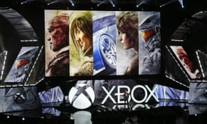 Phil Spencer, head of Microsoft's Xbox division, speaks at the Xbox E3 2015.