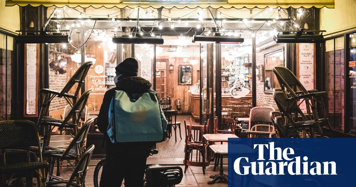 'More than a job': the meal delivery co-ops making the gig economy fairer