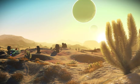 No Man's Sky: can an update save this beautiful, frustrating game?