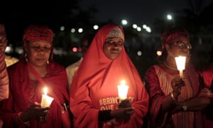Bring Back Our Girls campaigners mark 500 days since the abduction of 270 schoolgirls by Boko Haram.