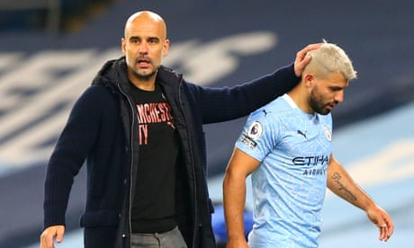 Sergio Agüero weeks from playing again as he recovers from Covid-19