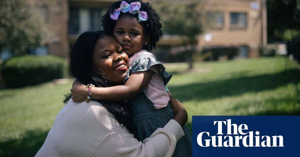'It literally saved us': what the US's new anti-poverty measure means for families