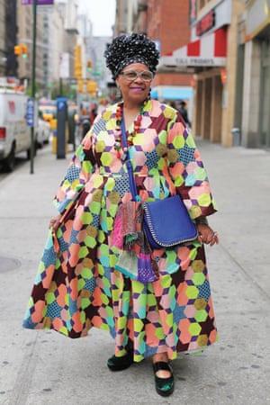 Maureen Gumbe, 68