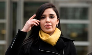 "EMMA CORONEL la ""DEVOTA ESPOSA"" del CHAPO o OTRA ESTRATEGIA del CAPO ?: THE GUARDIAN...ademas ciudadana ""gringa"". 2904"