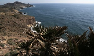 Cabo de Gata. Cabo de Gata coastline