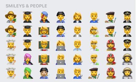 Apple's new inclusive designs allow for a choice of non-binary people and couples.