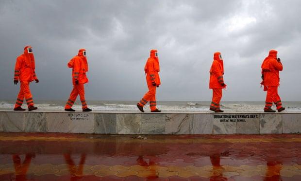 india,Cyclone Yaas,Odisha ,West Bengal,Cyclone Tauktae,Kolkata airport,West Bengal state minister Bankim Chandra Hazra,harbouchanews