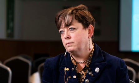 The health and social care minister, Jackie Doyle-Price
