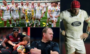 Exeter were masters of possession, while Saracens were not at their best, Newcastle starred but Wasps trod water.
