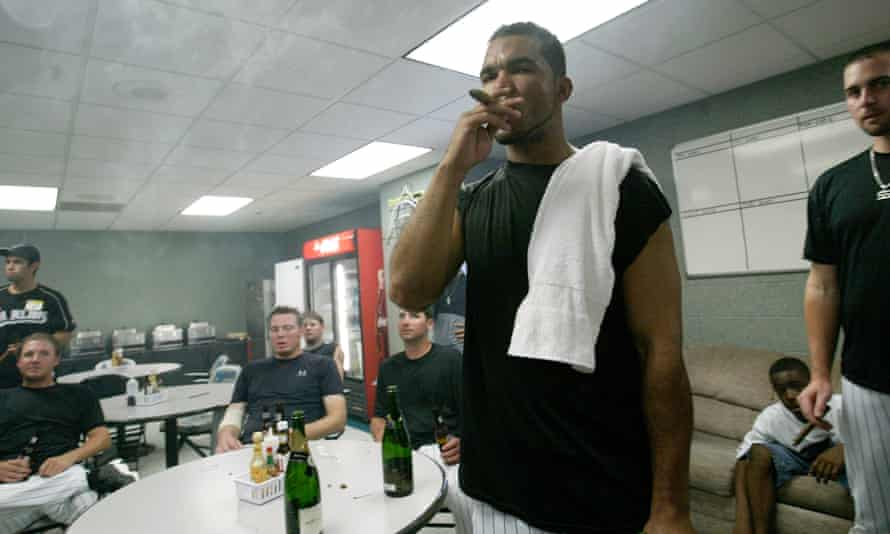 Ugueth Urbina was smoking hot for the Florida Marlins after his 2003 trade from Texas.