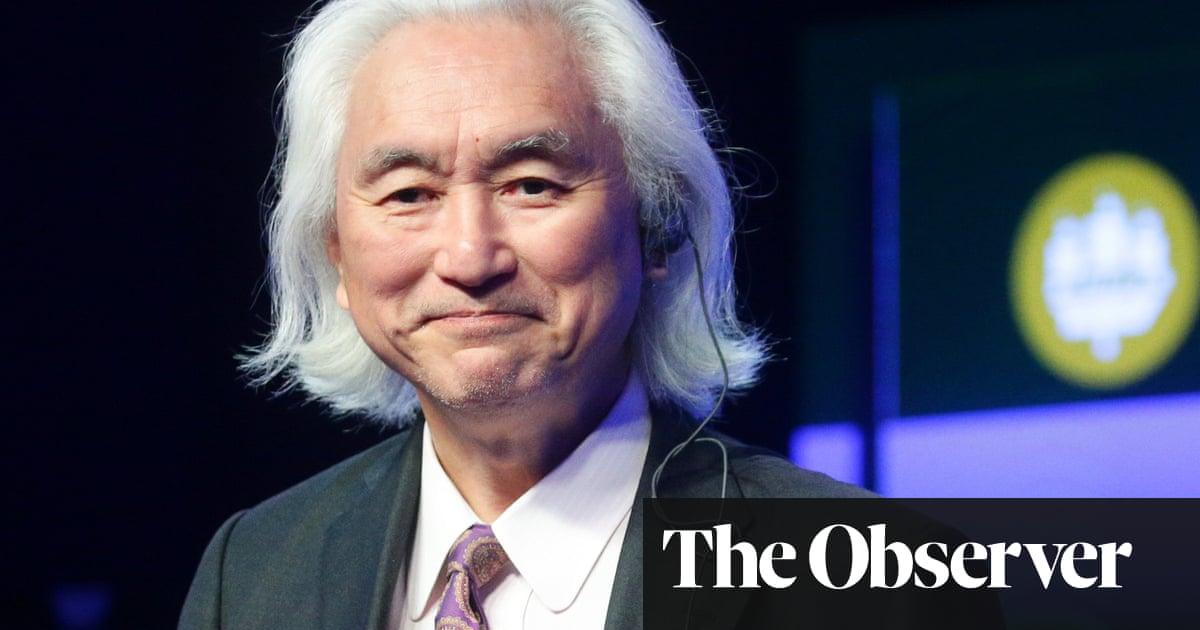 String theorist Michio Kaku: 'Reaching out to aliens is a terrible idea'