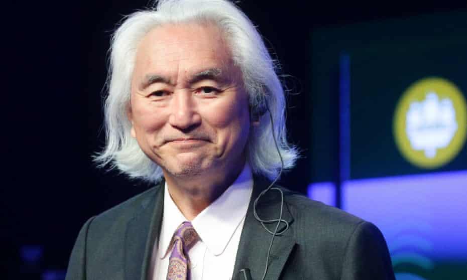 Michio Kaku in 2018.