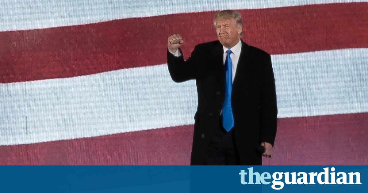 Donald Trump inauguration: the world holds its breath  live coverage