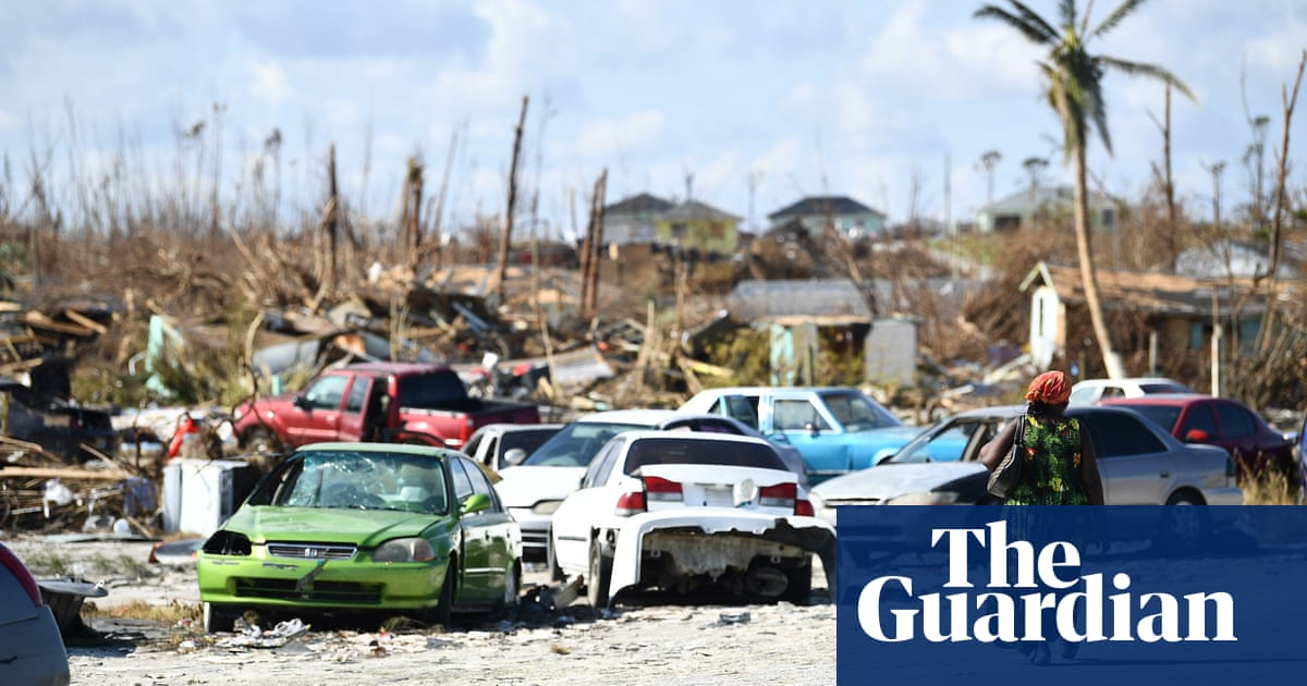 'The poor are punished': Dorian lays bare inequality in the Bahamas