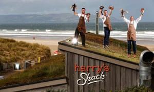 Harry's Shack, Portstewart, Northern Ireland