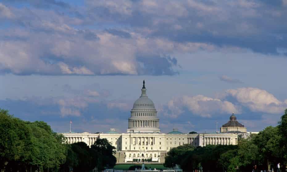 Capital Building Washington D.C USA