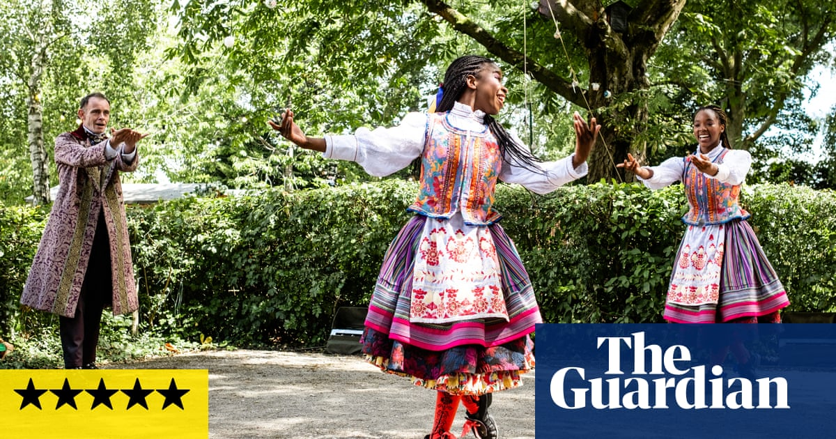 Coppelia: A Mystery review – superb adventure veers from sweet to sinister