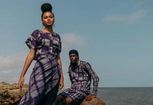 Maravilha do destino: uma jornada pelo mundo da moda alegre de Gana