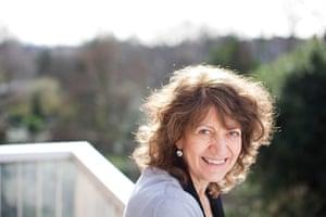 Susie Orbach London By David Levene 24/2/11