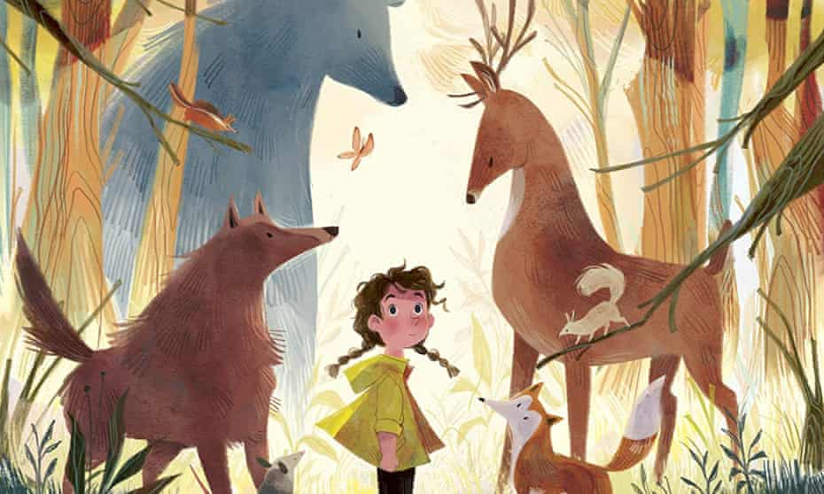 Greta and the Giants, inspired by Greta Thunberg, by Zoe Tucker (author) and Zoe Persico (illustrator) and published by White Lion Publishing.