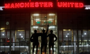 Manchester United are one of the clubs best-positioned to withstand the coronavirus crisis.