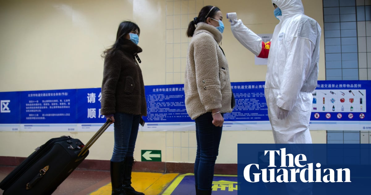 Australians in China's coronavirus region may not be able to be evacuated | Science | The Guardian