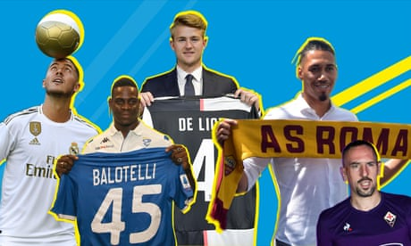 Transfer window 2019: the biggest summer deals from Europe's leading leagues – video