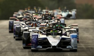 Saudi Arabia already hosts a round of Formula E and the gulf kingdom has been significantly stepping up its sporting ventures.