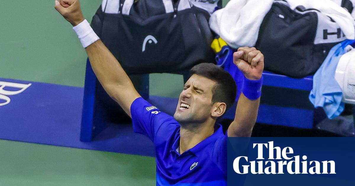 Novak Djokovic outlasts Alexander Zverev in titanic US Open semi-final
