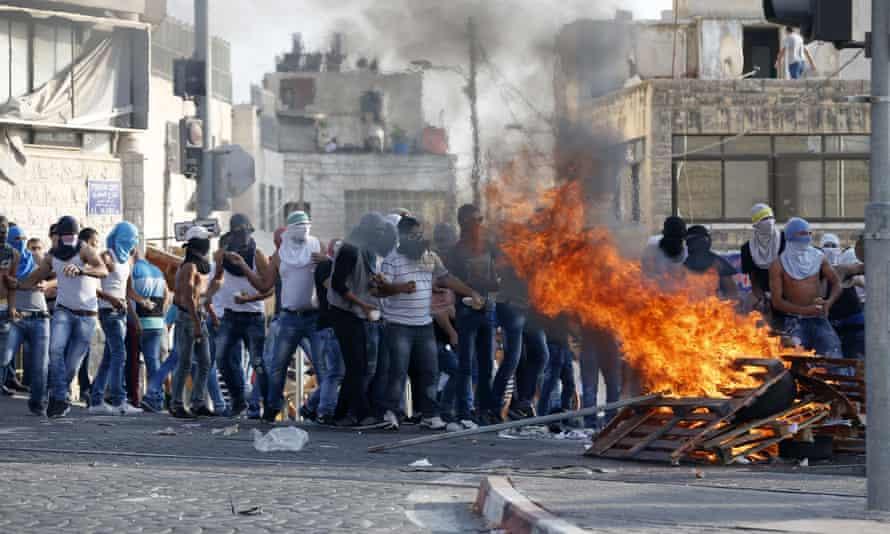 East Jerusalem clashes