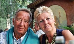 John and Janet Stocker.