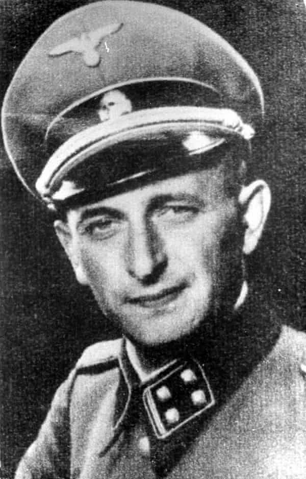 Adolf Eichmann was put on trial in Israel and executed in 1962.