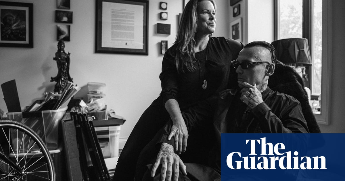 Paradise Found She Waited For Him While He Was Wrongly On Death Row Life And Style The Guardian