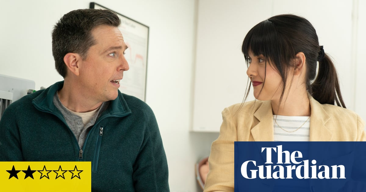 Together Together review – Ed Helms surrogacy comedy that's a little over-polite