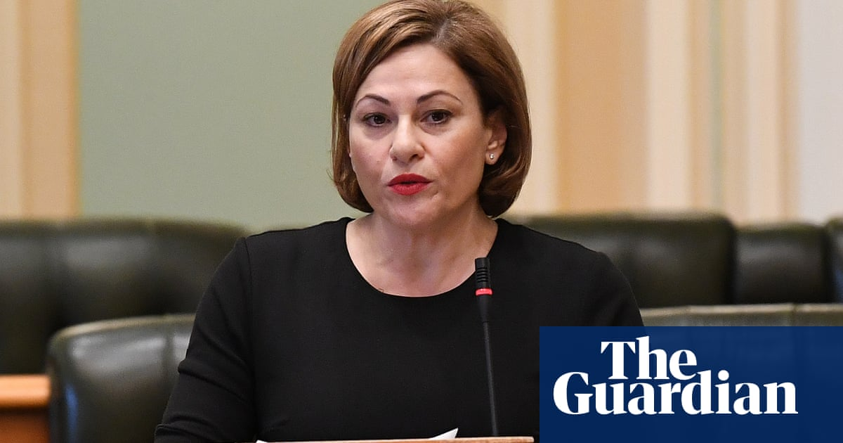 Former Queensland deputy premier Jackie Trad cleared of corruption – The Guardian
