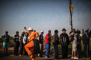 South Africans voted in closely-contested municipal elections this week.