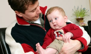 I love the dad praise I get – but what about mums? | Séamas O'Reilly