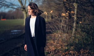 'How do you live in the aftermath?' … author and lawyer Abigail Dean in Dulwich Park, London.