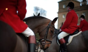 A Boxing Day hunt